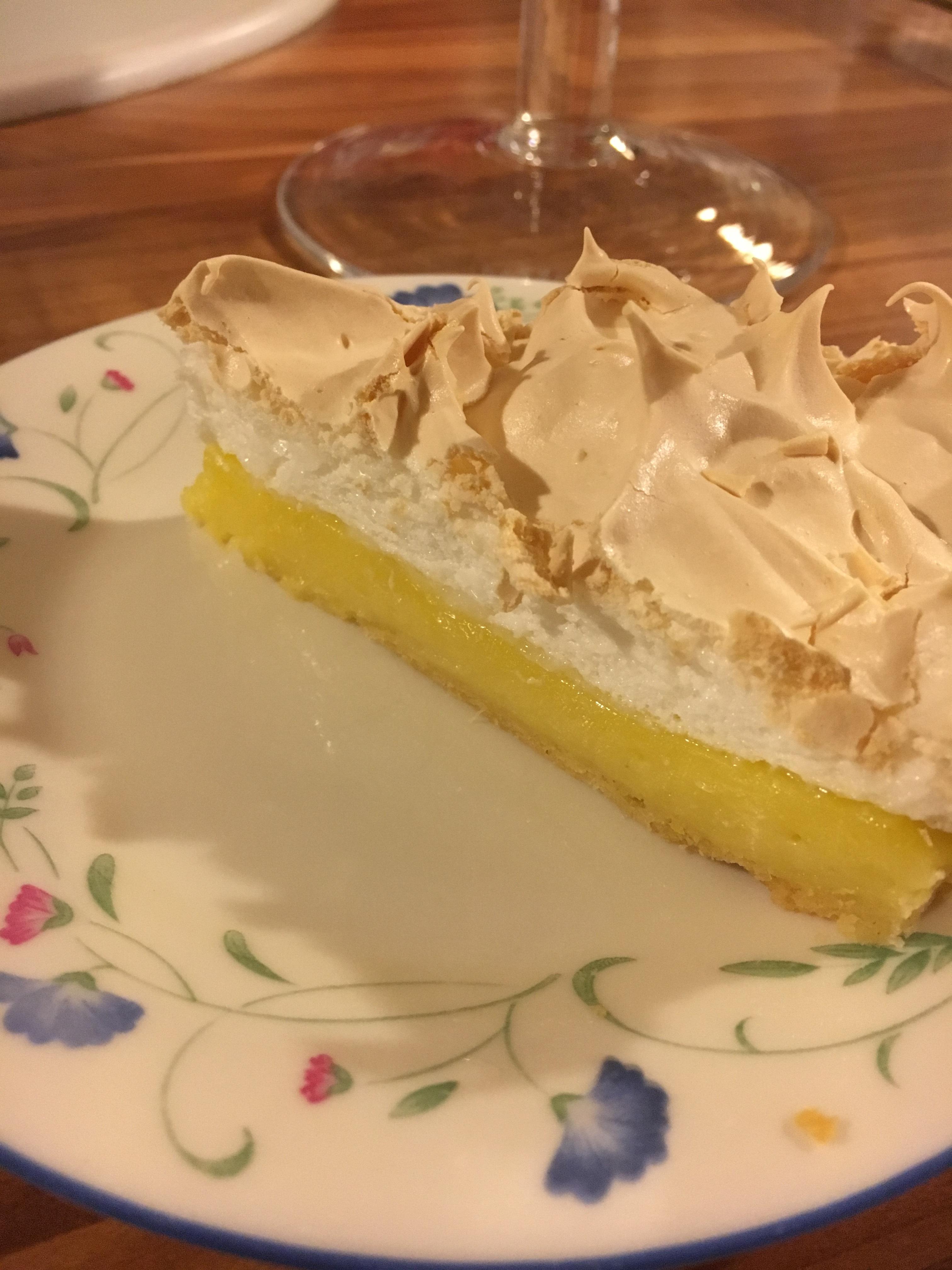 Traditional Lemon Meringue Pie (or Pies)
