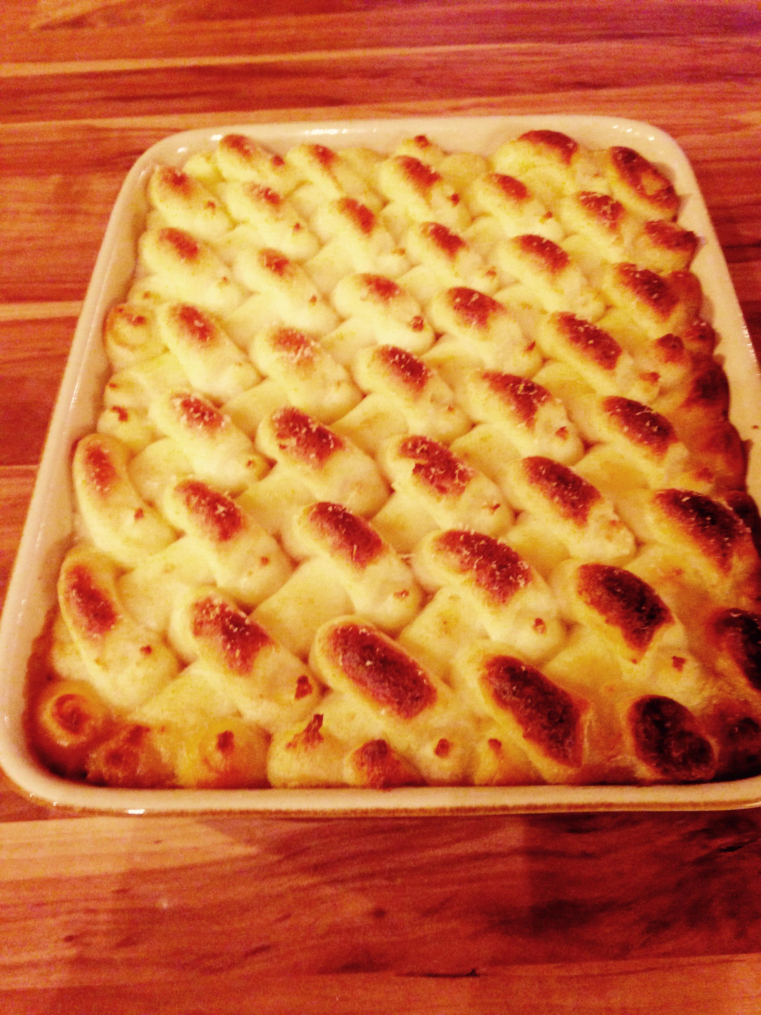 Cottage Pie (Gluten Free)