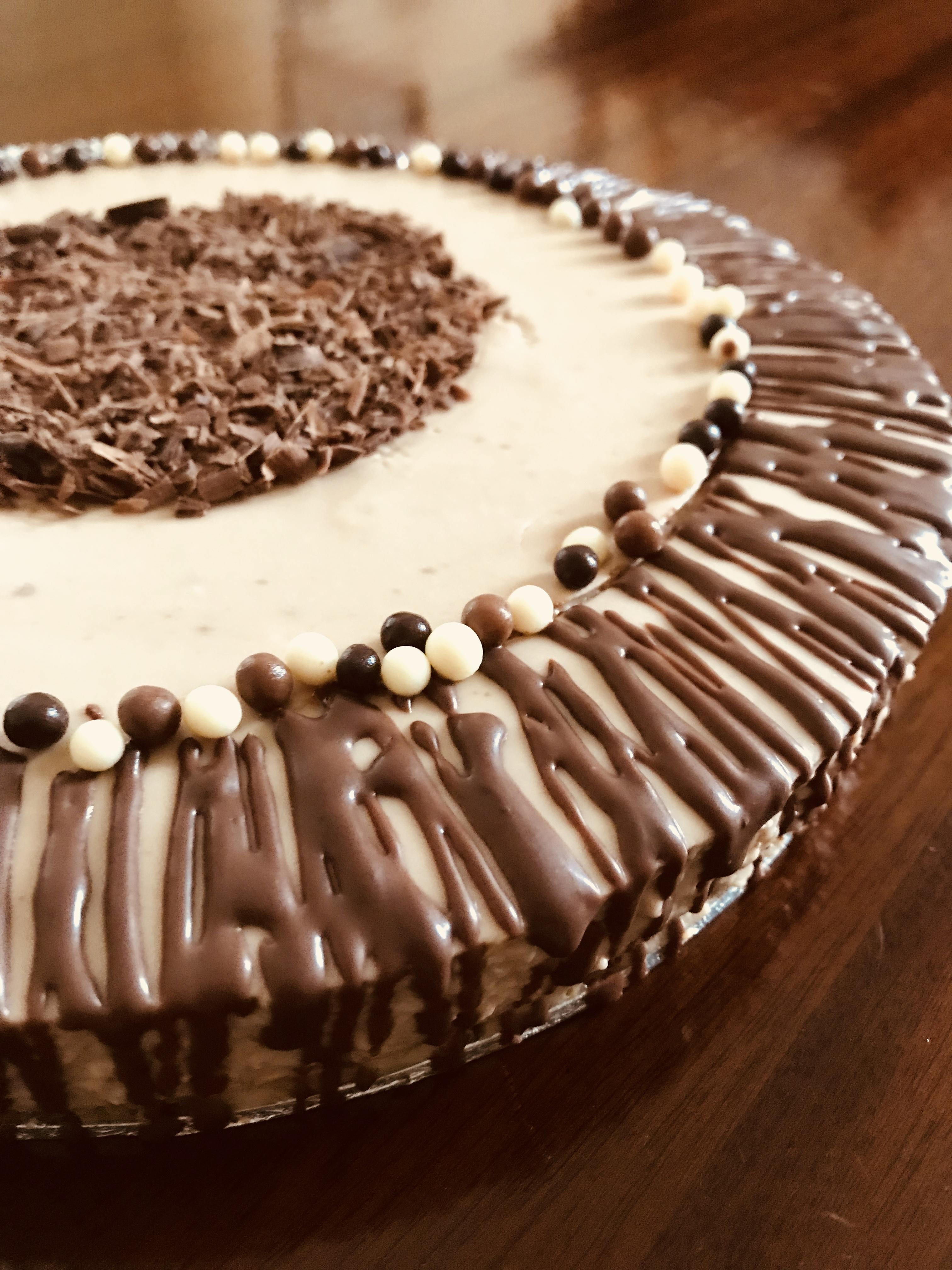 Bailey's Cheesecake