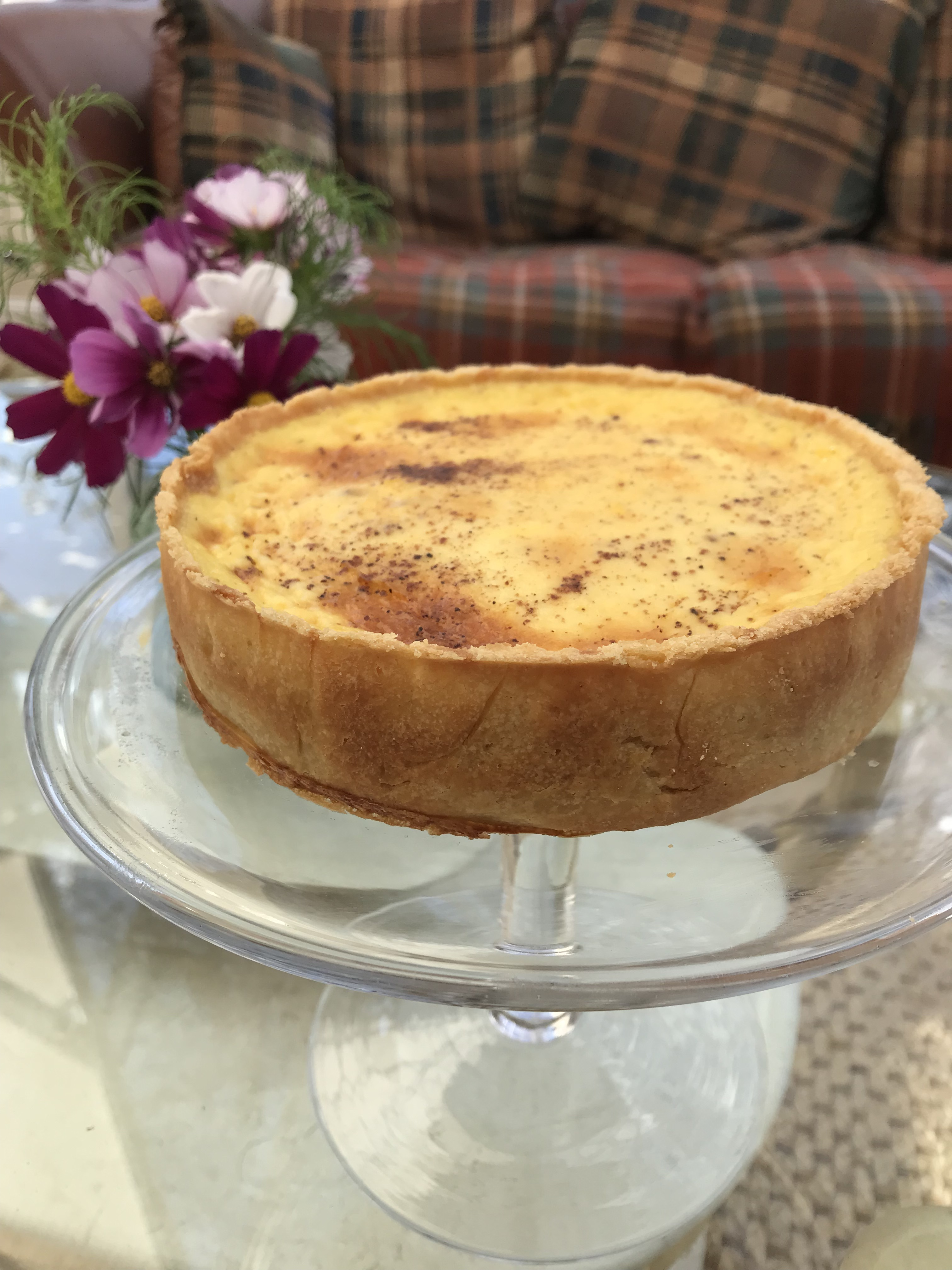 Deep Custard Tart