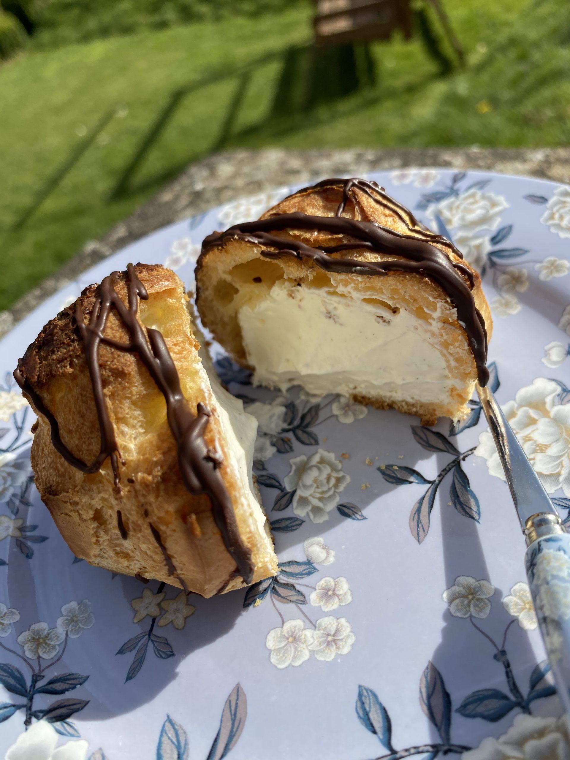 Choux Pastry – Profiteroles